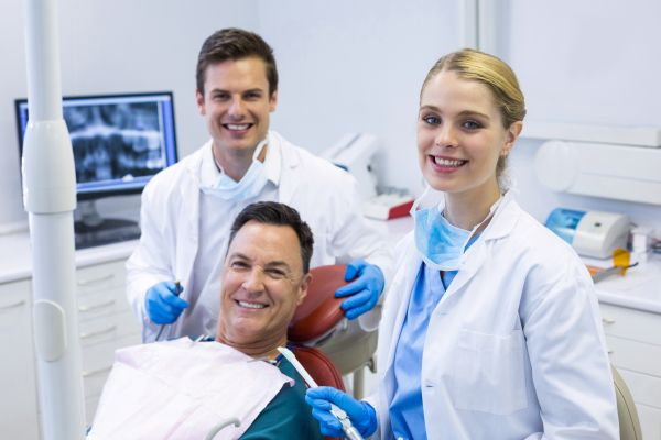 Getting A Crown At A General Dentistry Practice